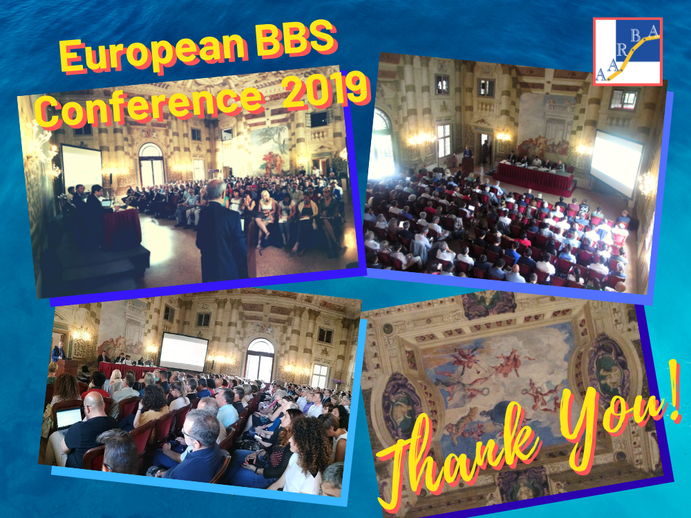 BBS Conference 2019 thanks